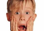 Kid In shock